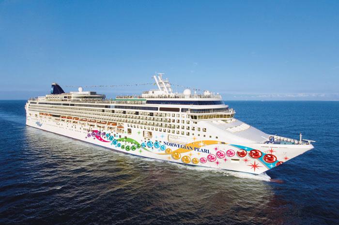 Mehr NCL-Kreuzfahrten in Europa: Norwegian Pearl fährt im Sommer ab Amsterdam
