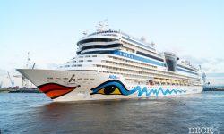 Arbeiten bei AIDA: Acht neue Auszubildende bei der Kussmund-Flotte