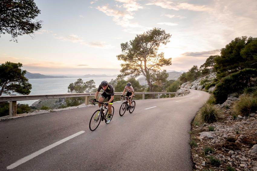 AIDA BIKE CAMP: Mit dem eigenen Rennrad auf AIDA-Kreuzfahrt
