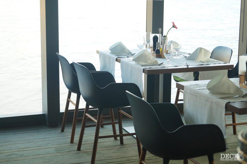 Spezialitäten-Restaurant auf der MS Asara von Phoenix Reisen