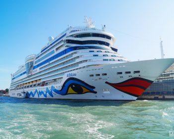 AIDA sagt weitere Kreuzfahrten bis Ende Mai wegen Corona ab