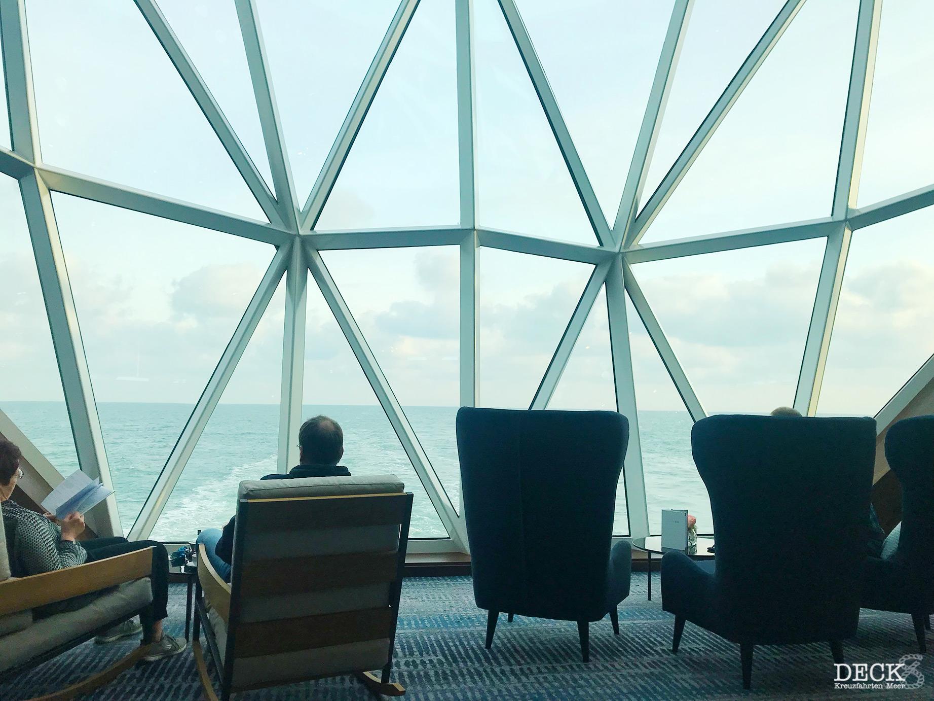 Vorfreudefahrt mit der Mein Schiff 2 | Reisebericht Teil 2: Seetag