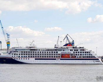 Hapag Lloyd Cruises schickt HANSEATIC nature nach Norwegen in die Werft