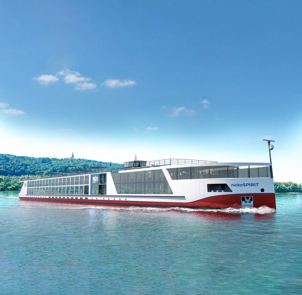 Die nickoSPIRIT bringt Euch im Sommerurlaub 2020 auf eine Wein- und Genuss-Flusskreuzfahrt.