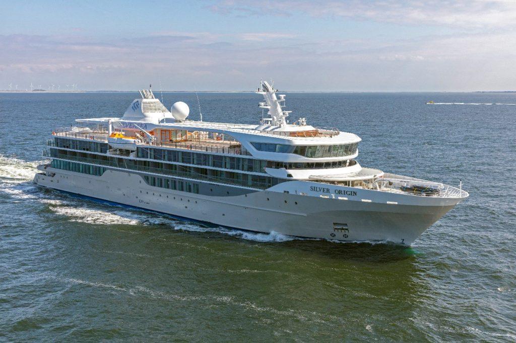 Die Silver Origin ist das erste zieloptimierte Schiff von Silversea Cruises.