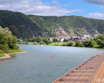 Flusskreuzfahrt mit der Rhein Melodie von nicko cruises, Tag 2: Cochem (Reisebericht)
