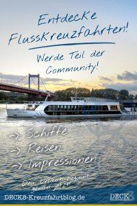 Flusskreuzfahrten – Facebookgruppe