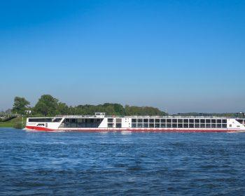 nickoSPIRIT Schiffs-Portrait: So schön ist das neue nicko cruises Flusskreuzfahrt-Schiff